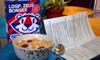 Don't Write Your CV on a Cereal Packet…
